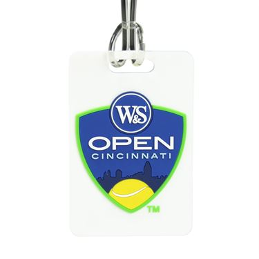 Western & Southern Open Bag Tag