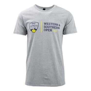 Western & Southern Open Logo Short Sleeve Tee - Blue