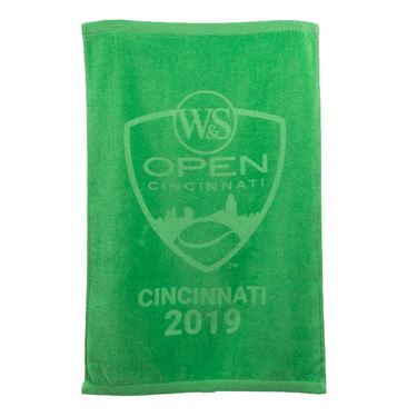 Western & Southern Open 2019 Logo Small Towel - Green