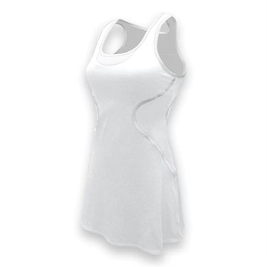 SSI Sophia Tennis Dress - White