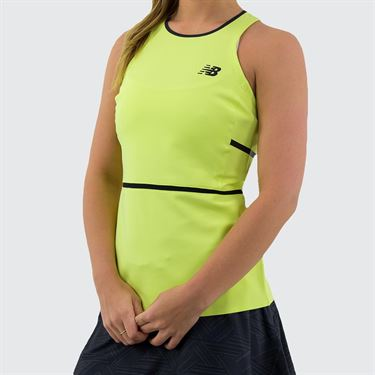 New Balance Tournament Tank Womens Australian Open WT91435 AUS