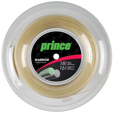 Prince Warrior Hybrid Touch Reel Tennis String