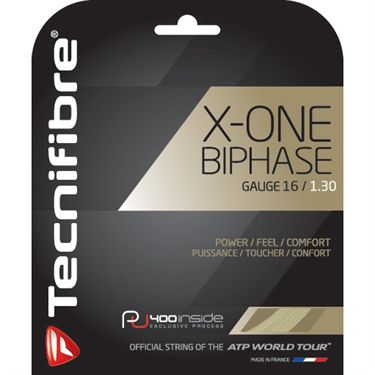 Tecnifibre X-One Biphase 16G Tennis String