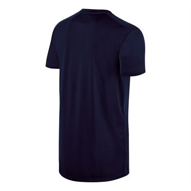 Asics Circuit 8 Warm Up Crew - Navy