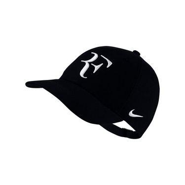 Nike Court Aerobill H86 RF Hat - Black AH6985 010