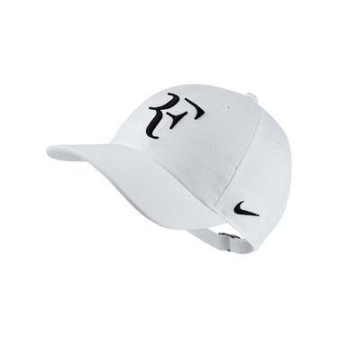 Nike Court Aerobill H86 RF Hat - White AH6985 100