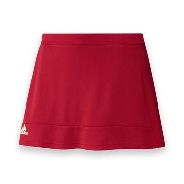 adidas T16 Skirt - Power Red/White