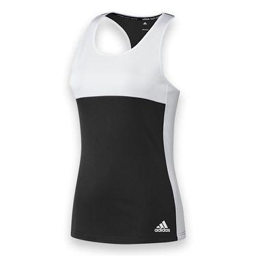 adidas T16 CC Tank - Black/White