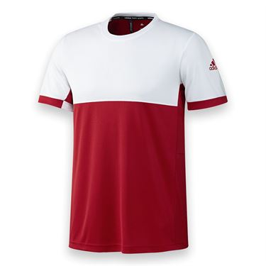 adidas T16 CC Crew - Power Red/White
