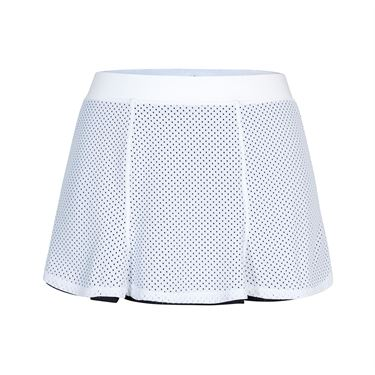 Tail Core Reversible Paneled Skirt - White