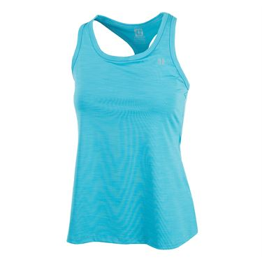 Eleven Aztec Race Day Tank - Turquoise