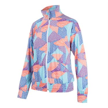 Eleven Aztec On Track Jacket - Aztec