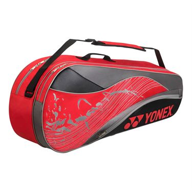Yonex Team Series 6 Pack Tennis Bag - Red