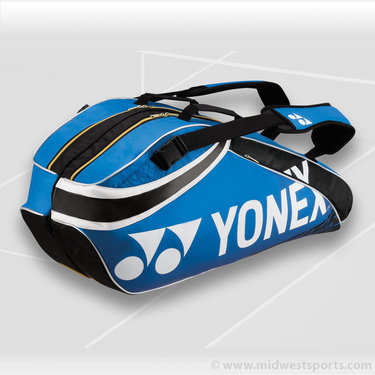 Yonex Pro Series Blue 6 Pack Tennis Bag