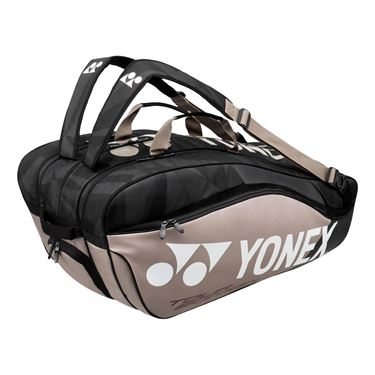 Yonex Pro Series 9 Pack Tennis Bag - Platinum