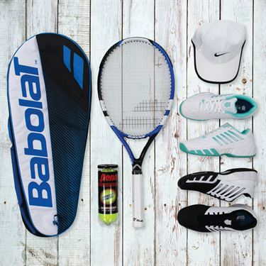 Beginners Tennis Holiday Bundle 1