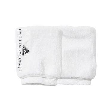 adidas Stella McCartney Wristbands - White/Legend Blue