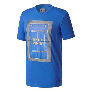 adidas NY Graphic Tee 1 - Blue