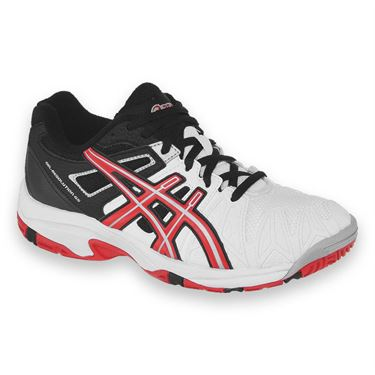 Asics Gel Resolution 5 Junior Tennis Shoe