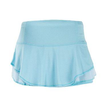 Lucky in Love Las Palmas Multilayer Flip Skirt - Aquafrost