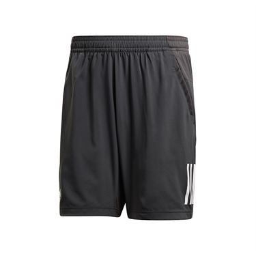 adidas Club 3 Stripes Short - Bold Onix