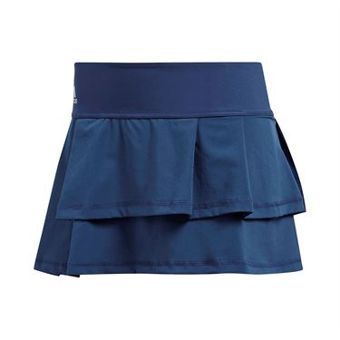 adidas advantage Layered Skirt - Noble Indigo
