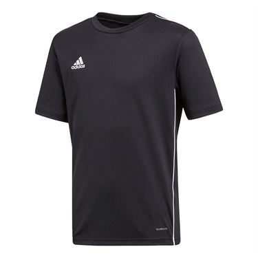 adidas Junior Training Crew Black/White