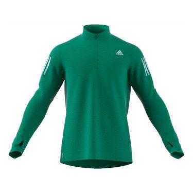 Adidas risposta metà zip, cf2097 uomini vestiti di tennis