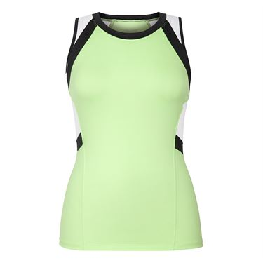 Chrissie Colorblock Tank - Lemonade