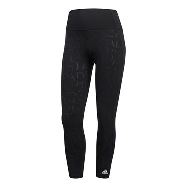 adidas 3/4 Training Tight - Black