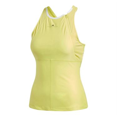 adidas Stella McCartney Barricade Tank - Aero Lime