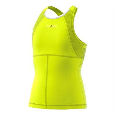 adidas Girls Stella McCartney Tank - Aero Lime