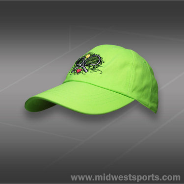Love All Crossed Racquet Hat