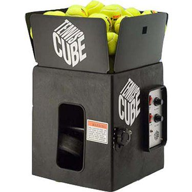 Tennis Tutor Cube