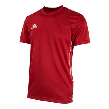 adidas Core Training Crew - Power Red/White