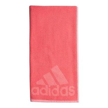 adidas 3 Stripe Towel - Pink