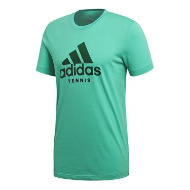 adidas Tennis Tee - Green