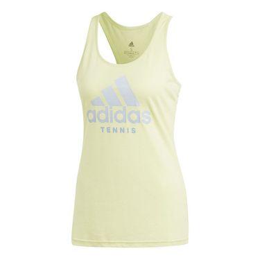 adidas Tennis Tank - Semi Frozen Yellow