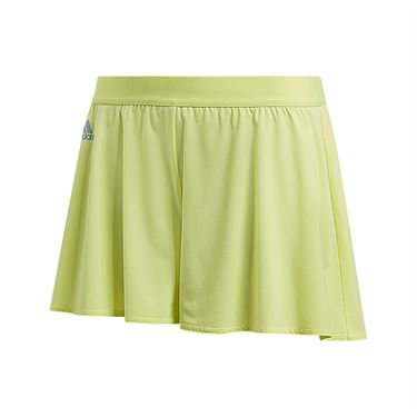 adidas Girls Melbourne Hosenrock Skirt - Semi Frozen Yellow