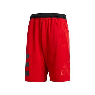 adidas Hype Icon KT Short - Scarlet/Black