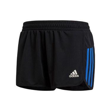 adidas D2M Knit Short - Black/Blue