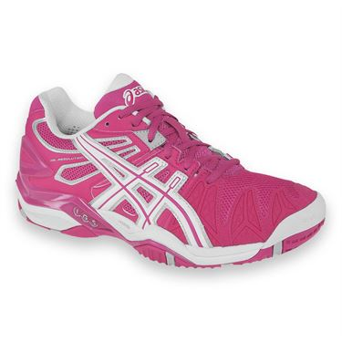 Asics Gel Resolution 5 Womens Tennis Shoe