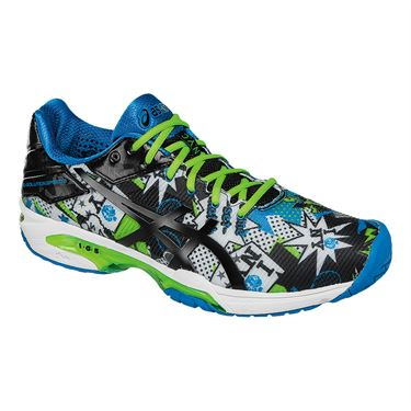 Asics Gel Solution Speed 3 NYC Limited Edition Mens Tennis Shoe