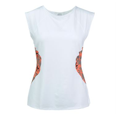 Eleven Epiphany Center Stage Top - White