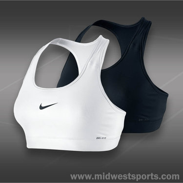 Nike Pro Bra-Black