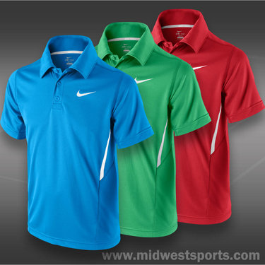 Nike NET UV Short Sleeve Polo
