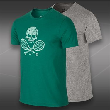 Nike Skull and Racquets T-Shirt 2