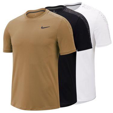 Nike Court Dry Graphic Crew