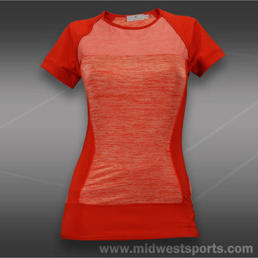 adidas Stella McCartney Studio Performance Top-Poppy