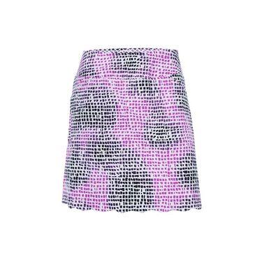 Jofit Sangria Scallop Golf Skirt - Lotus Pixel
